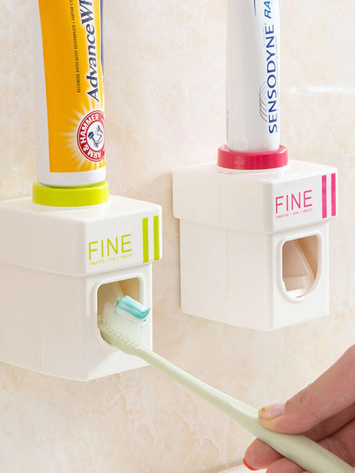 Random Color Toothpaste Squeezer 1pc