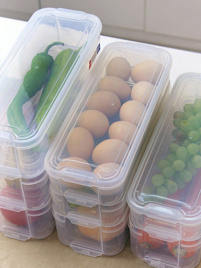 Clear Storage Box 1pc