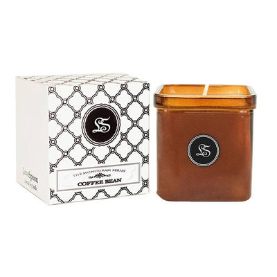 COFFEE BEAN SOY CANDLE - Alluforu