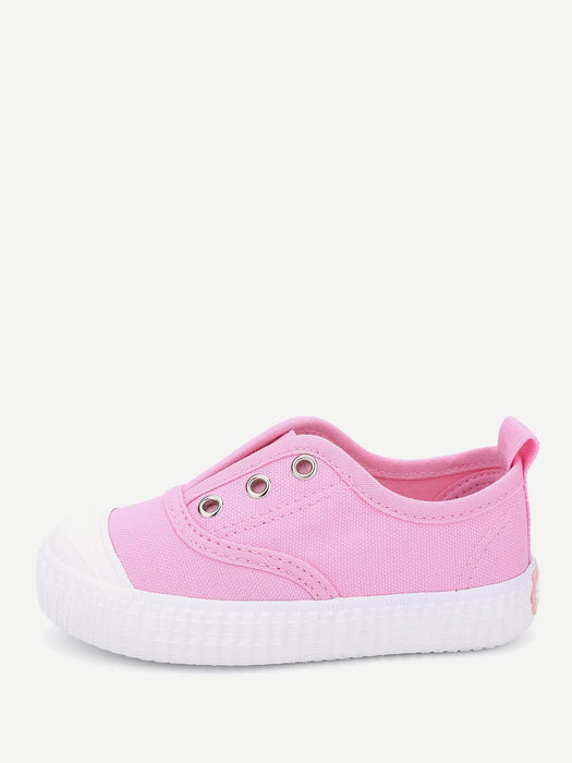 Baby Cap-Toe Sneakers