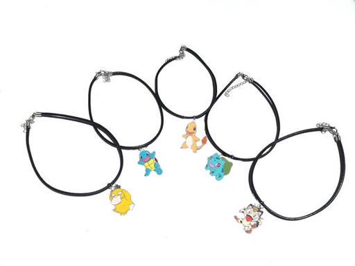 Pokemon Vegan (Faux) Leather Chokers - Alluforu