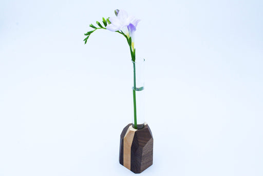 Geometric Wooden Simple Centerpiece - Alluforu