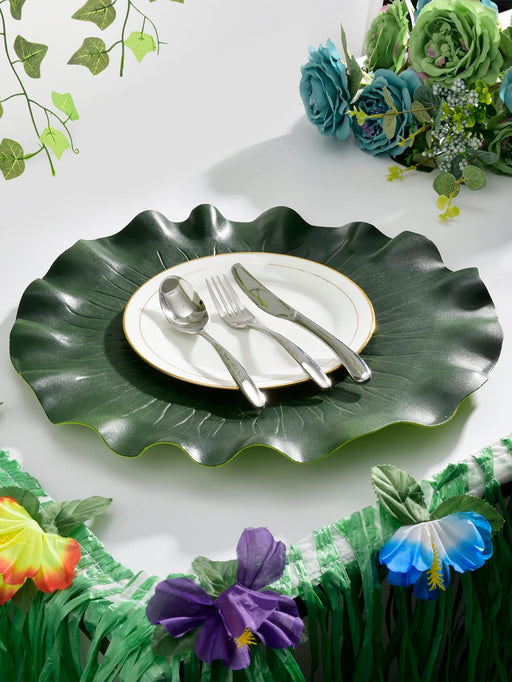 Lotus Leaf Design Placemat