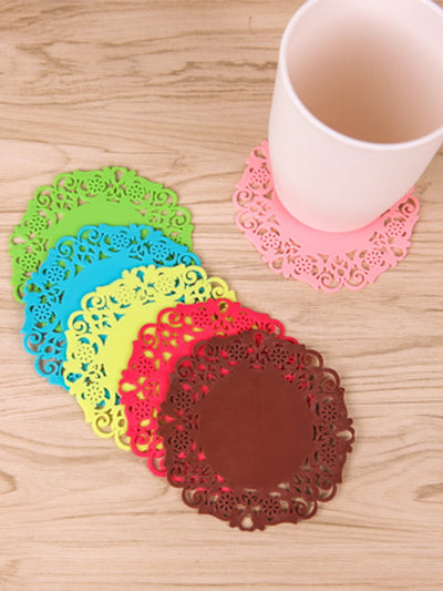 Lace Coaster 6pcs