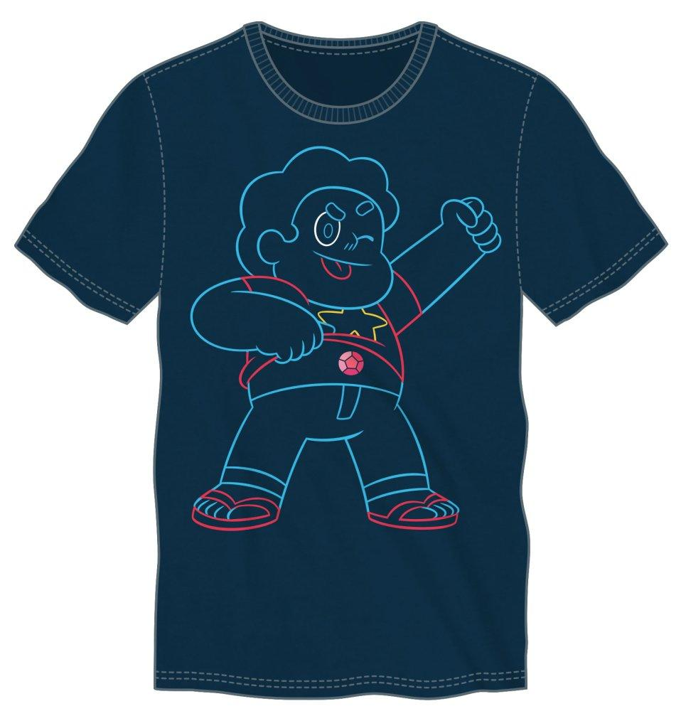 Cartoon Network SU Outlines Power T-Shirt - Alluforu