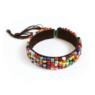 Multi Layer Stackable Tribal Bracelets