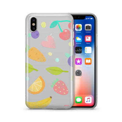 Vegan - Clear Case Cover