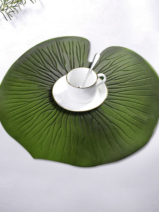 Lotus Leaf Shaped Placemat