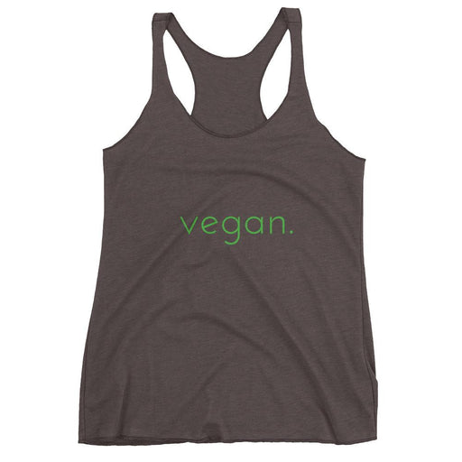 Vegan Tank Top - Alluforu