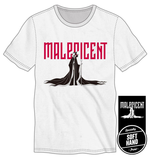 Maleficent Cape and Silhouette Title Shirt - Alluforu