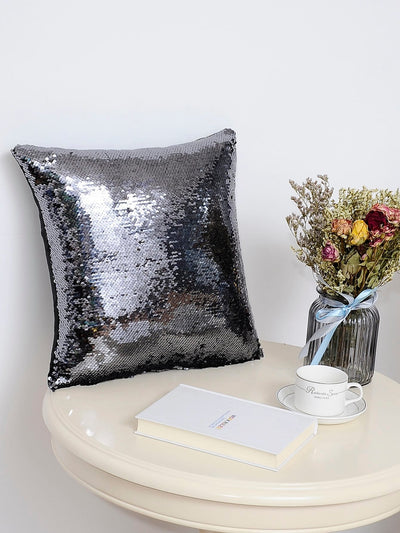Sequin Design Cushion Cover