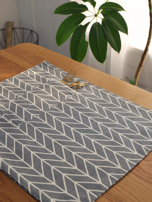Geometric Pattern Placemat