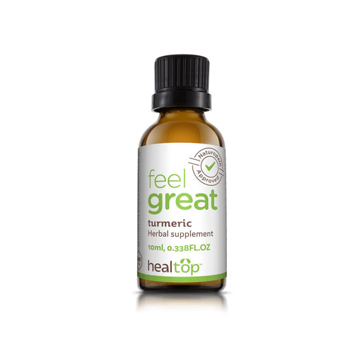 turmeric essential oil - All-natural supplement