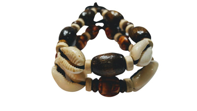 Beaded Stackable African Bracelets