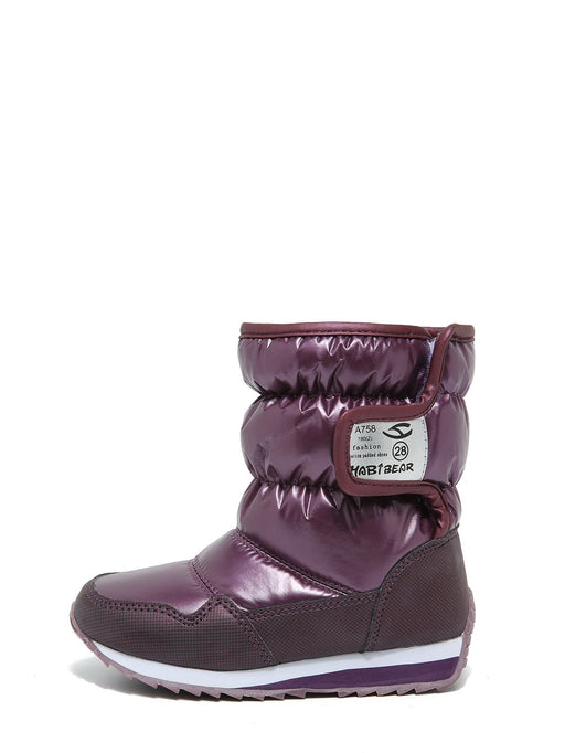 Toddler High Top Boots - Alluforu