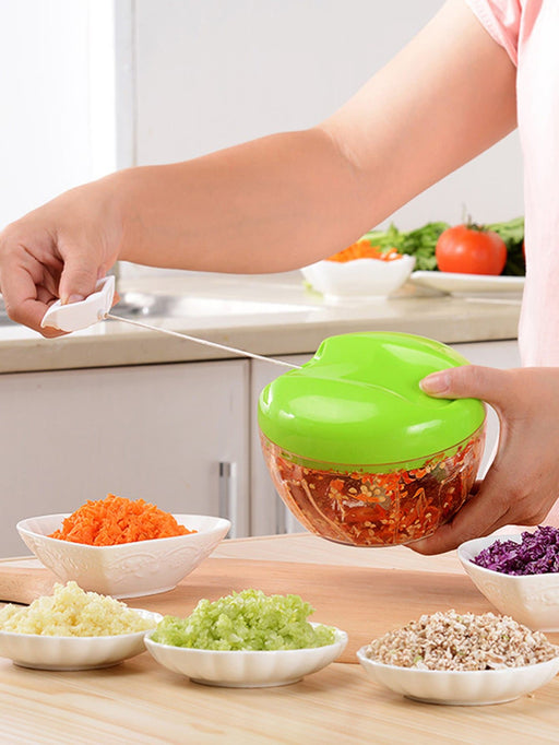 Pull Type Vegetable Cutter - Alluforu