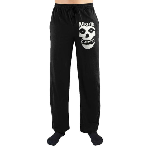 The Misfits Skull Print Men's Loungewear Lounge Pants - Alluforu
