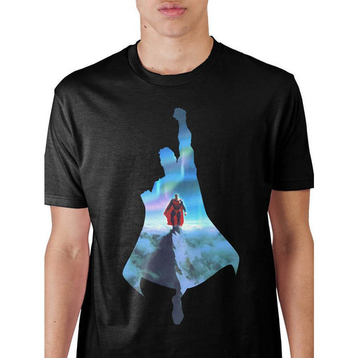 Superman Image Trap T-Shirt - Alluforu