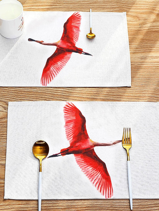 Flamingo Pattern Placemat