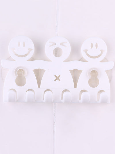 Emoji Toothbrush Rack 1pc