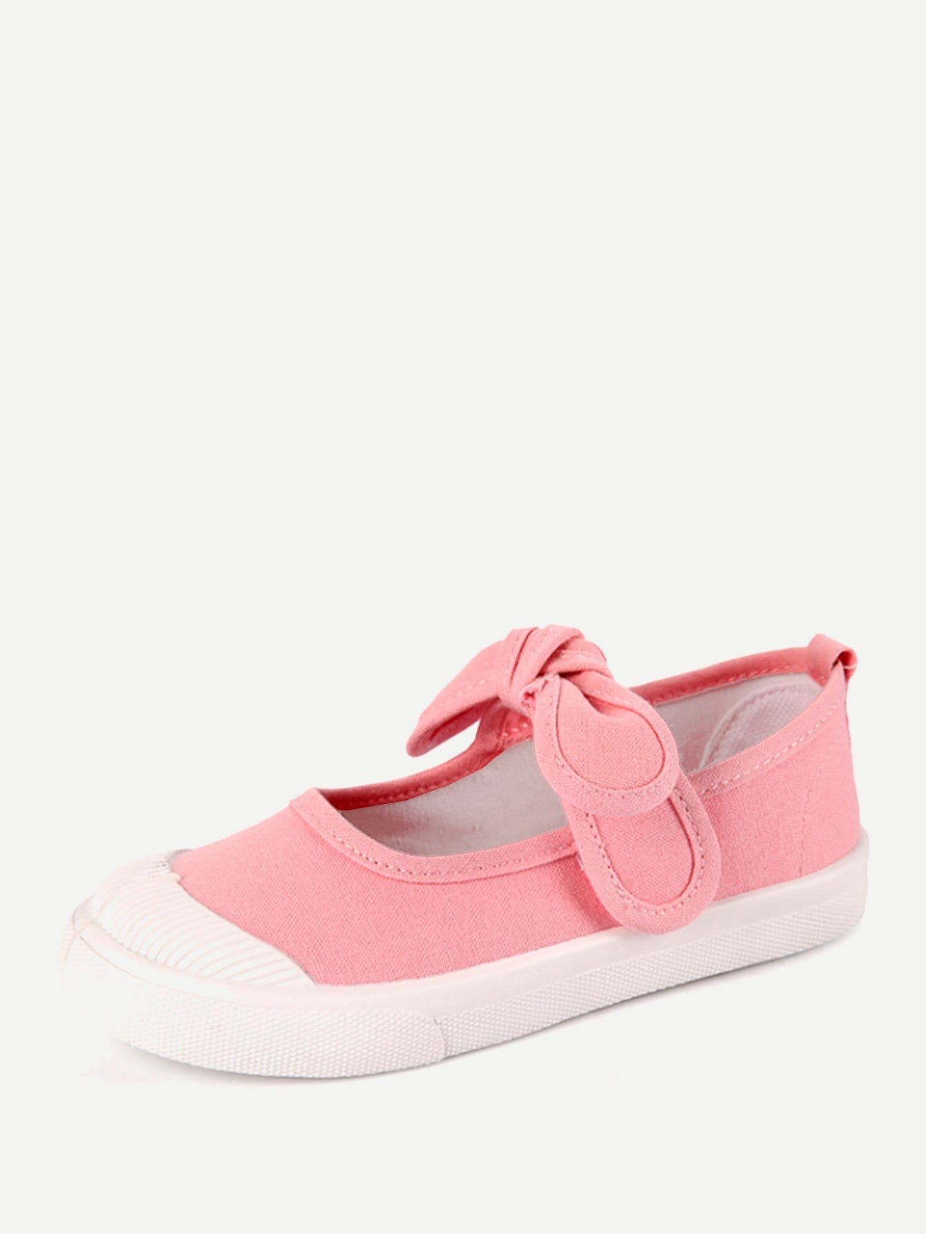 Baby Knot Design Flats