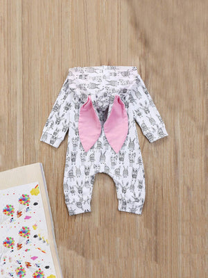 Baby Rabbit Jumpsuit