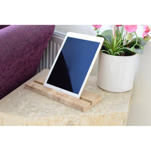Apple iPad ' Classic ' Stand / Dock - Oak - Alluforu