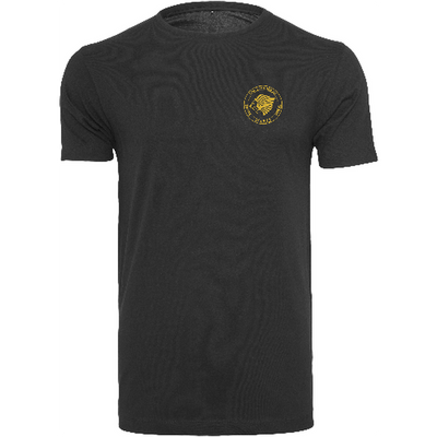 The Lion Head Light t-shirt round-neck - Alluforu