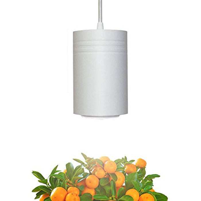 Aspect 40W LED Decor Growlight - White - Alluforu