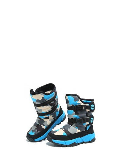 Toddler Camouflage Pattern Boots