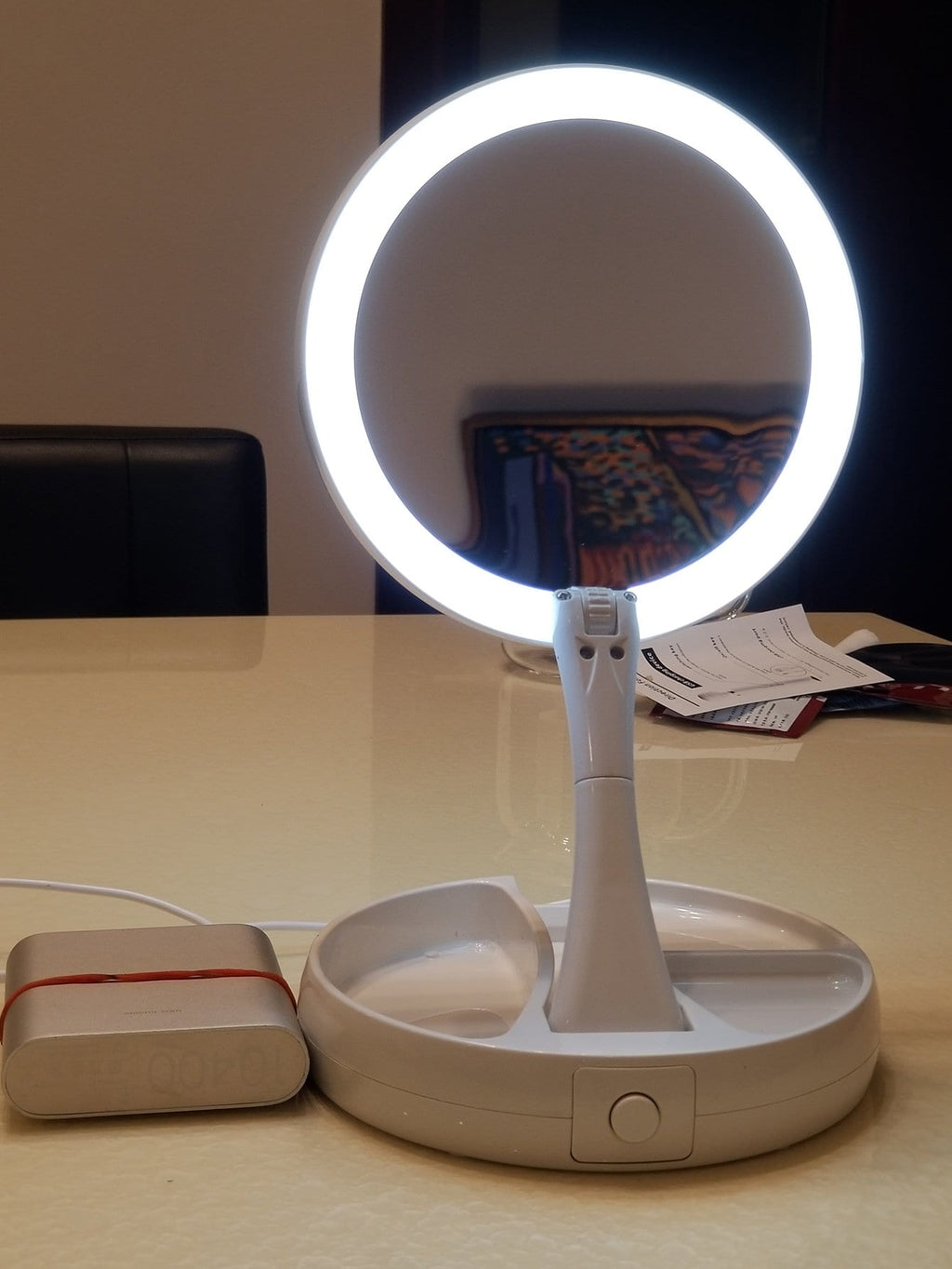 Makeup Mirror With Lamp 5V