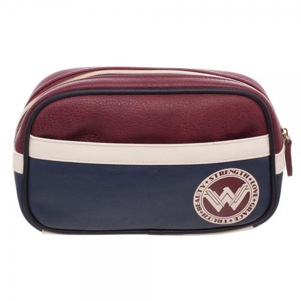 Wonder Woman Makeup Bag - Alluforu