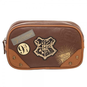 Harry Potter Hogwarts Toiletry Bag - Alluforu