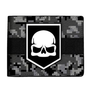 Call of Duty Bi-Fold Wallet Alluforu