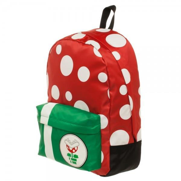 Nintendo Super Mario Mushroom Backpack - Alluforu