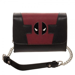 Deadpool Juniors Sidekick Handbag - Alluforu