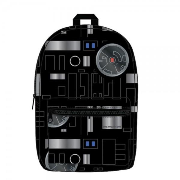 Star Wars First Order BB Unit All Over Print Backpack - Alluforu