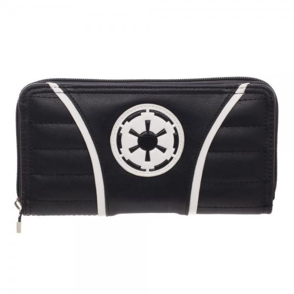Star Wars Empire Juniors Zip Around Wallet - Alluforu