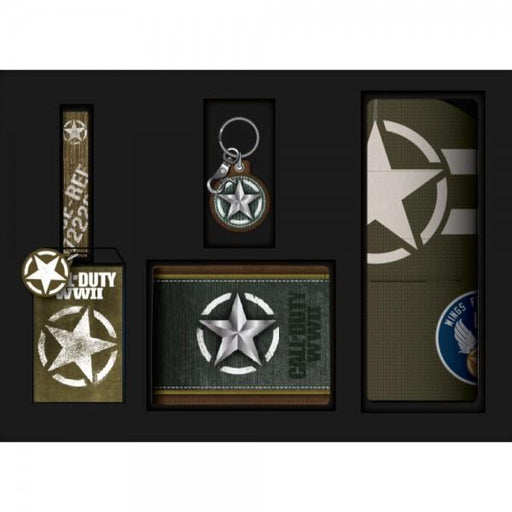 Call of Duty: WWII Gift Box Set - Alluforu