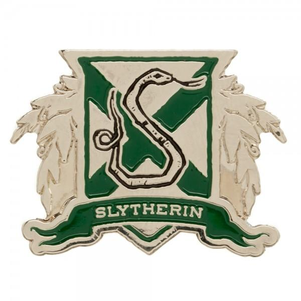 Harry Potter Slytherin Lapel Pin - Alluforu