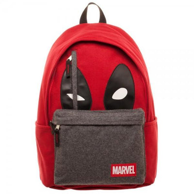 Marvel Deadpool Hidden Quote Backpack - Alluforu