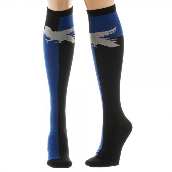 Harry Potter Ravenclaw Juniors Knee High Socks - Alluforu