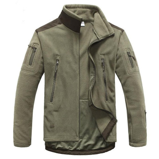 Thermal Military Fleece Jackets - Alluforu