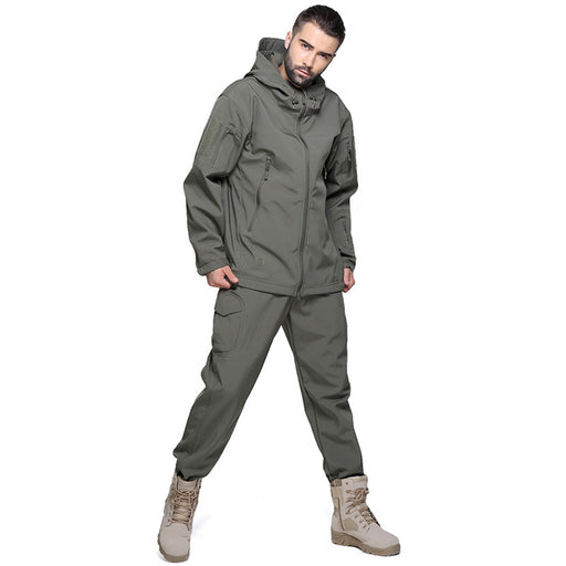 Tactical Waterproof Combat Uniform Set - Alluforu