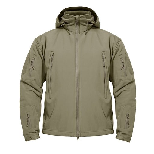 Soft Shell Tactical Jacket - Alluforu