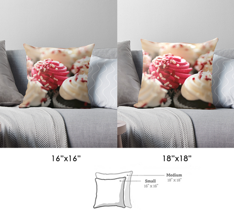 Fine Art Photo Decorative Pillow Cover