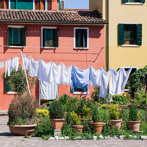 Burano Fine Art Photography, Italy Art Print