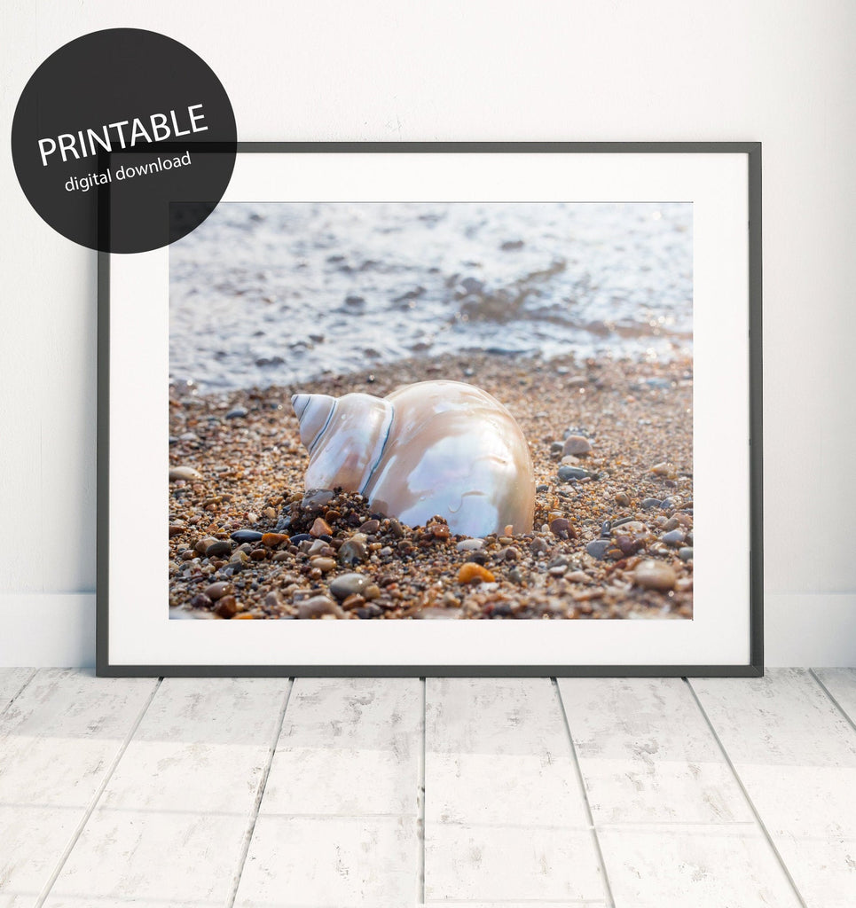 Printable Wall Art - Beach Digital Print - april bern photography