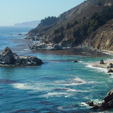 Big Sur California Coast Fine Art Print