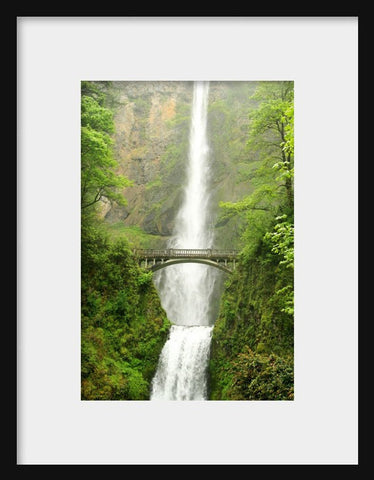 Multnomah Falls Fine Art Photography - april bern photography